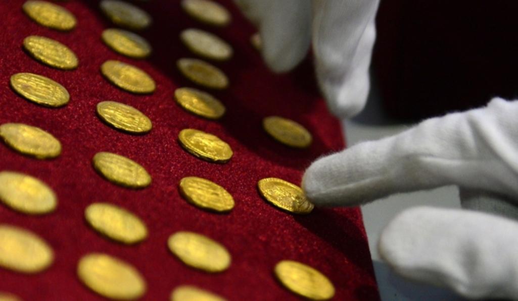 La o mănăstire din Iaşi a fost descoperit un tezaur din secolul al XVI-lea