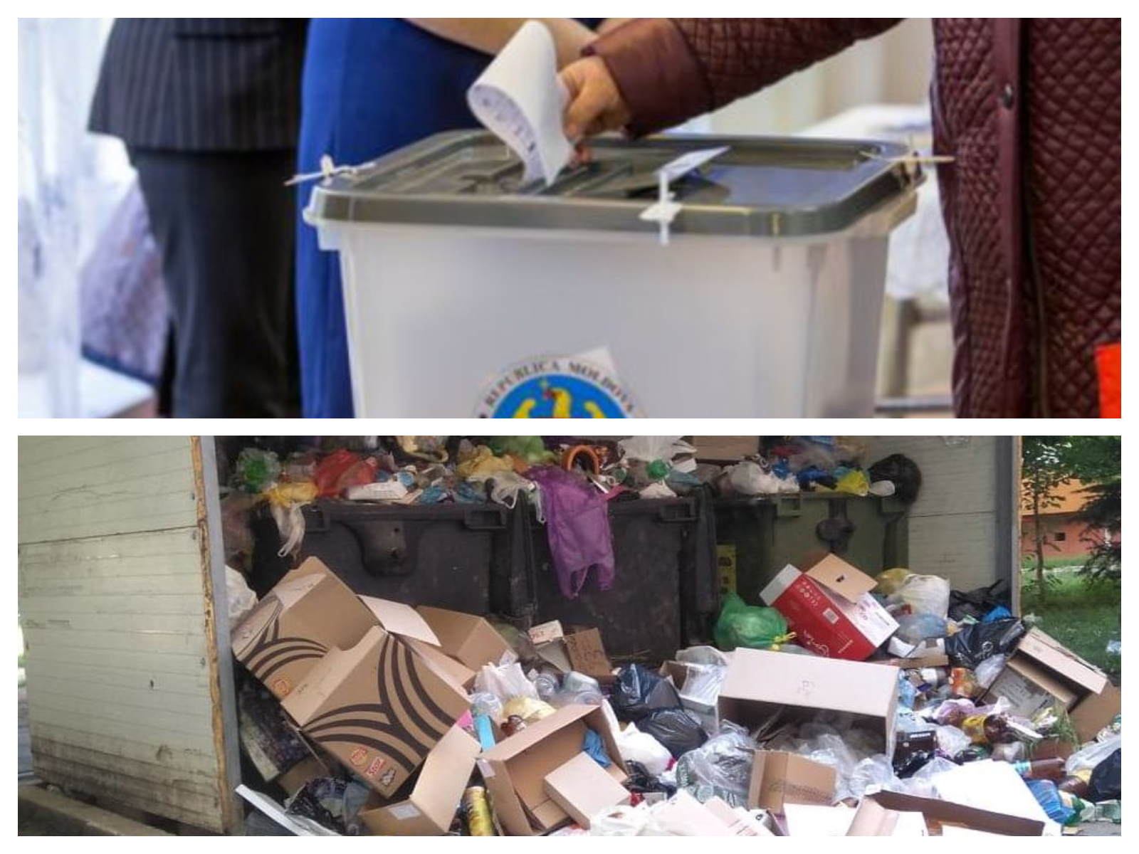 """Anatol Moraru // """"Criza gunoiului"""" ca formă de invalidare"""