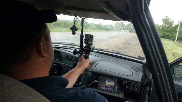 Atenție la viteză, poliția e cu radarul pe voi!