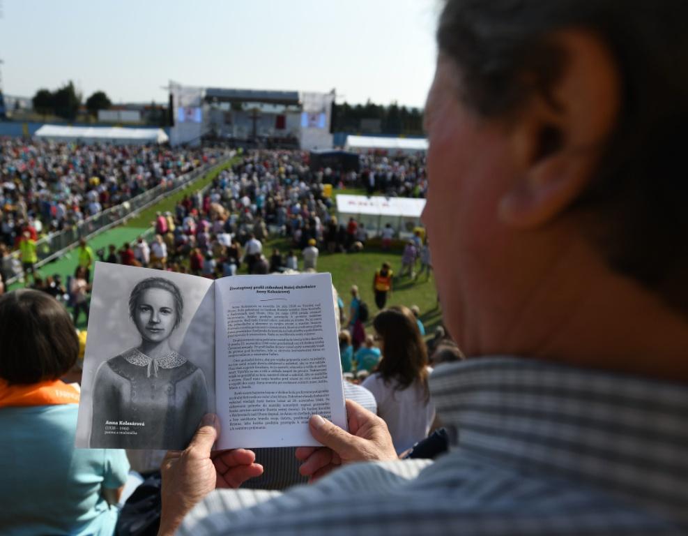 Catolicii au beatificat o tânără slovacă, ucisă de un soldat sovietic