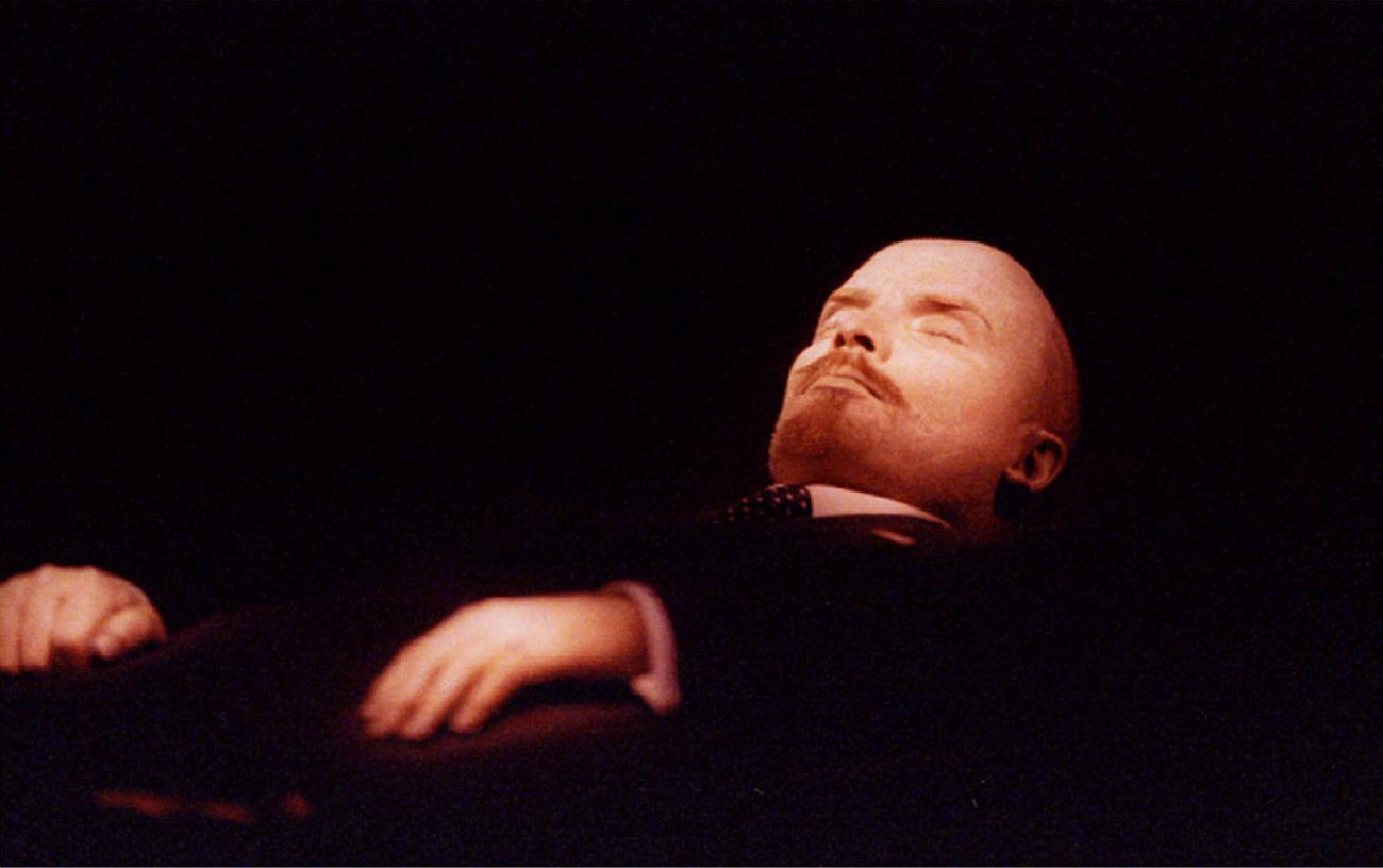 Anatol Moraru // De ce nu-l arestați pe Lenin?