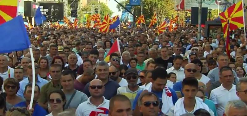 """Participare slabă la referendumul """"istoric"""" din Macedonia. Cetățenii, chemați să schimbe numele țării"""