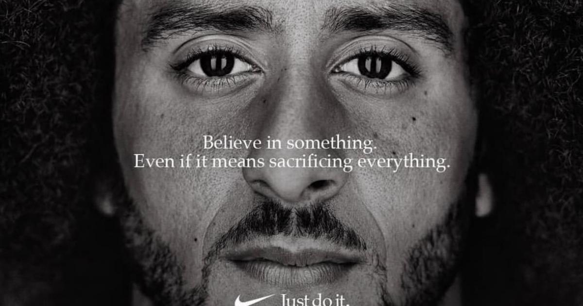 Scandal uriaș în SUA iscat de o reclamă Nike