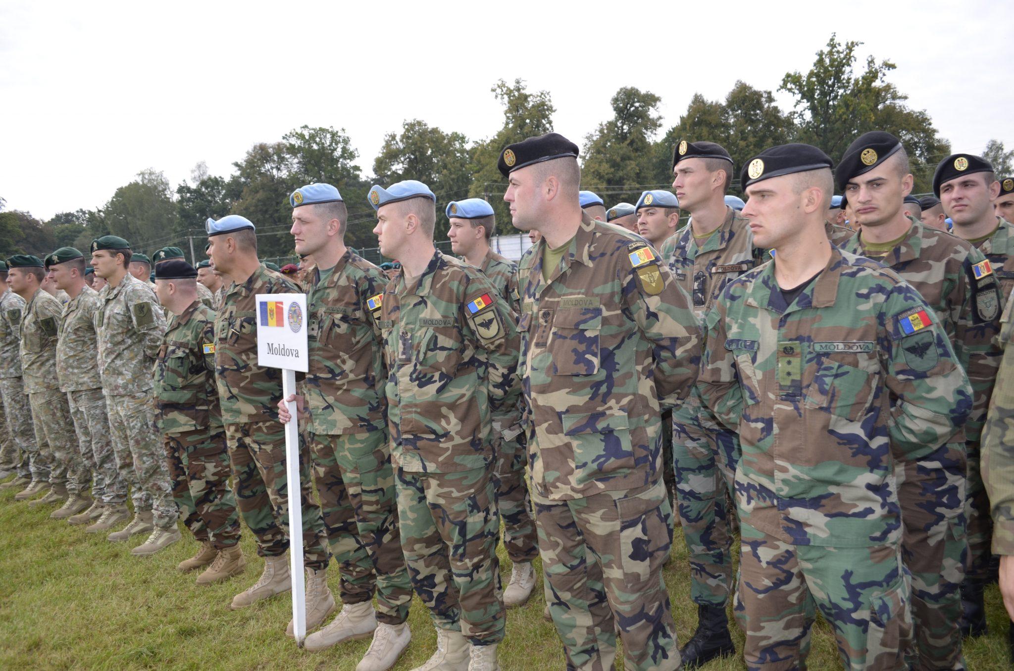 """Armata Naţională la """"Rapid Trident 2018"""""""