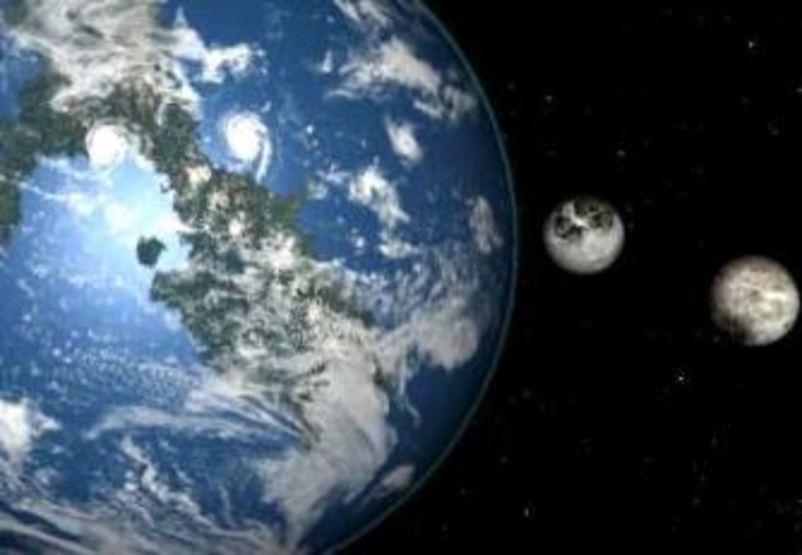 Știați că Pământul are două Luni?