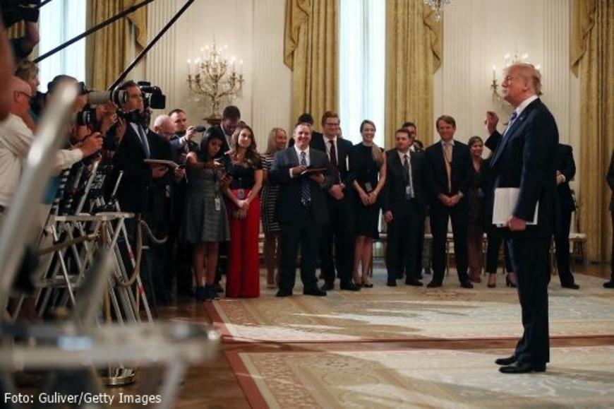 Ce se întâmplă la Casa Albă?