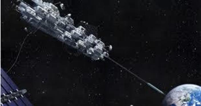 """Japonezii încep primele teste cu un viitor """"lift"""" spațial"""