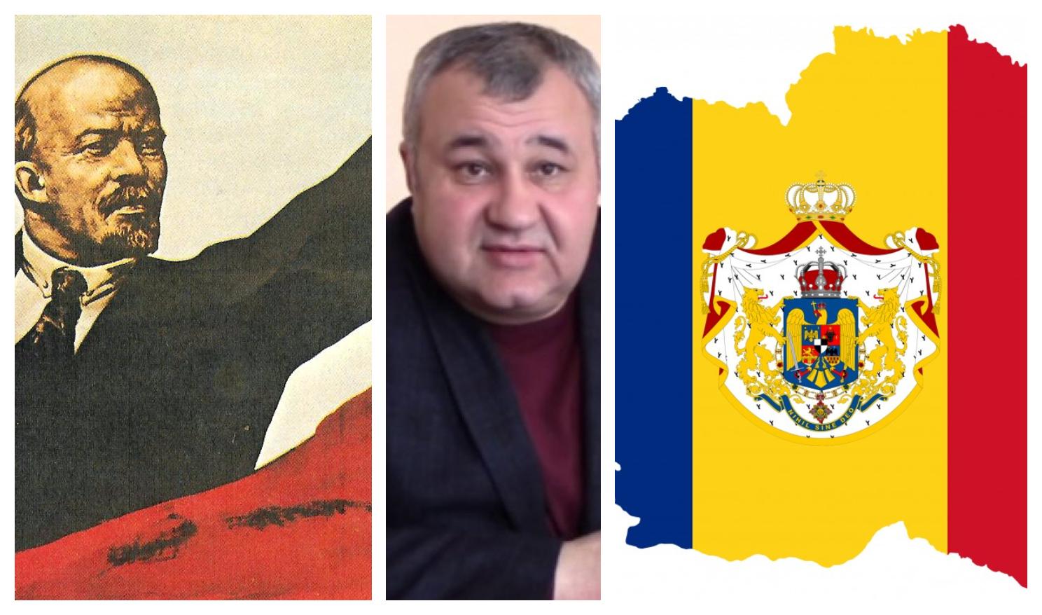 Anatol Moraru // Lenin – da, Unirea – nu