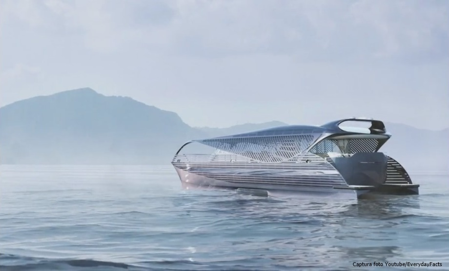 Un iaht realizat de elveţieni este capabil să călătorească fără să oprească pentru realimentare