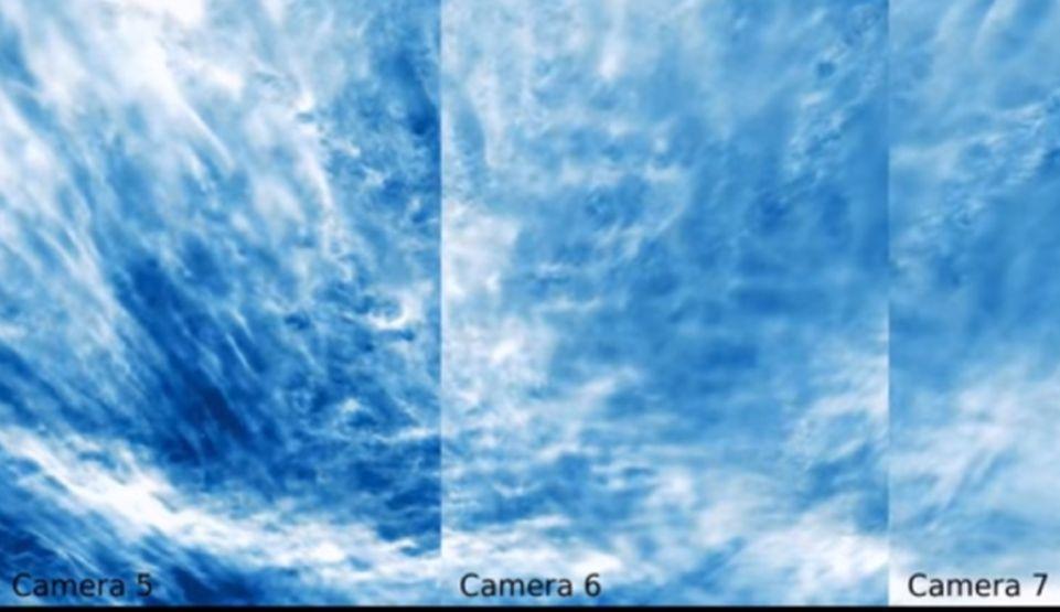 NASA a înregistrat imagini excepţionale cu un tip rar de nori