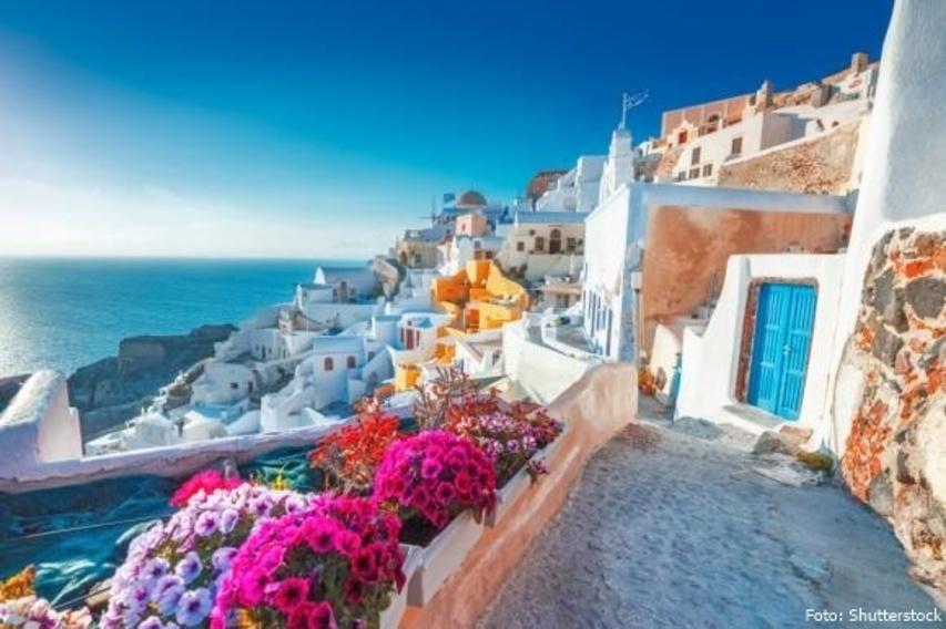 Pe o insulă din Grecia turismul a devenit o calamitate