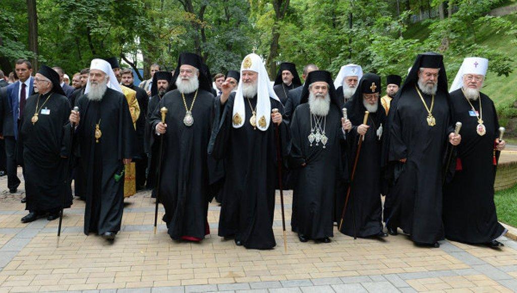 """Unde va călca piciorul Patriarhului Kiril – vor """"înflori"""" trotuarele"""