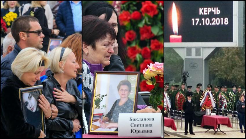В Керчи продолжается траур, но занятия уже возобновили
