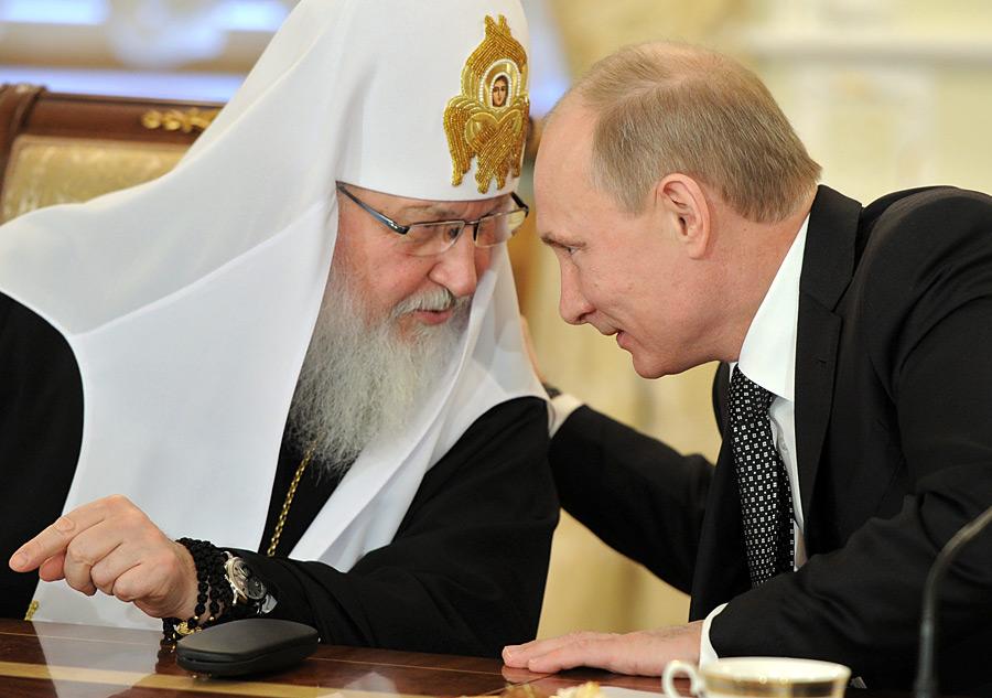 Anatol Moraru // De ce vine Patriarhul Kiril în R. Moldova?