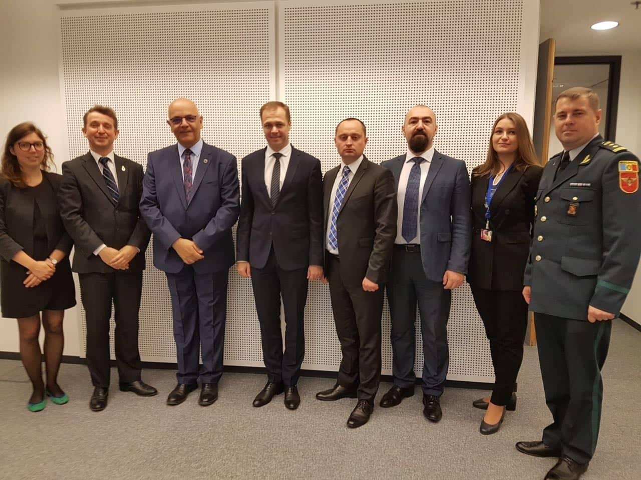 La Bruxelles a fost lansată cea de-a doua fază a Proiectului DCBI