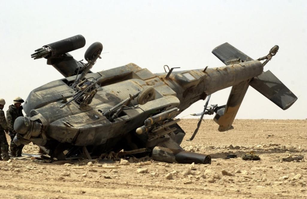 Elicopter militar prăbuşit în Afganistan: Cel puţin 25 de morţi, inclusiv mai mulţi oficiali de rang înalt