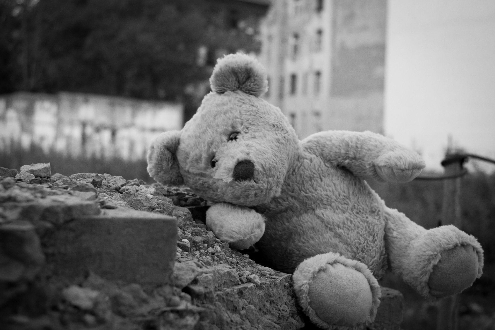 На обочине найдена годовалая замёрзшая девочка
