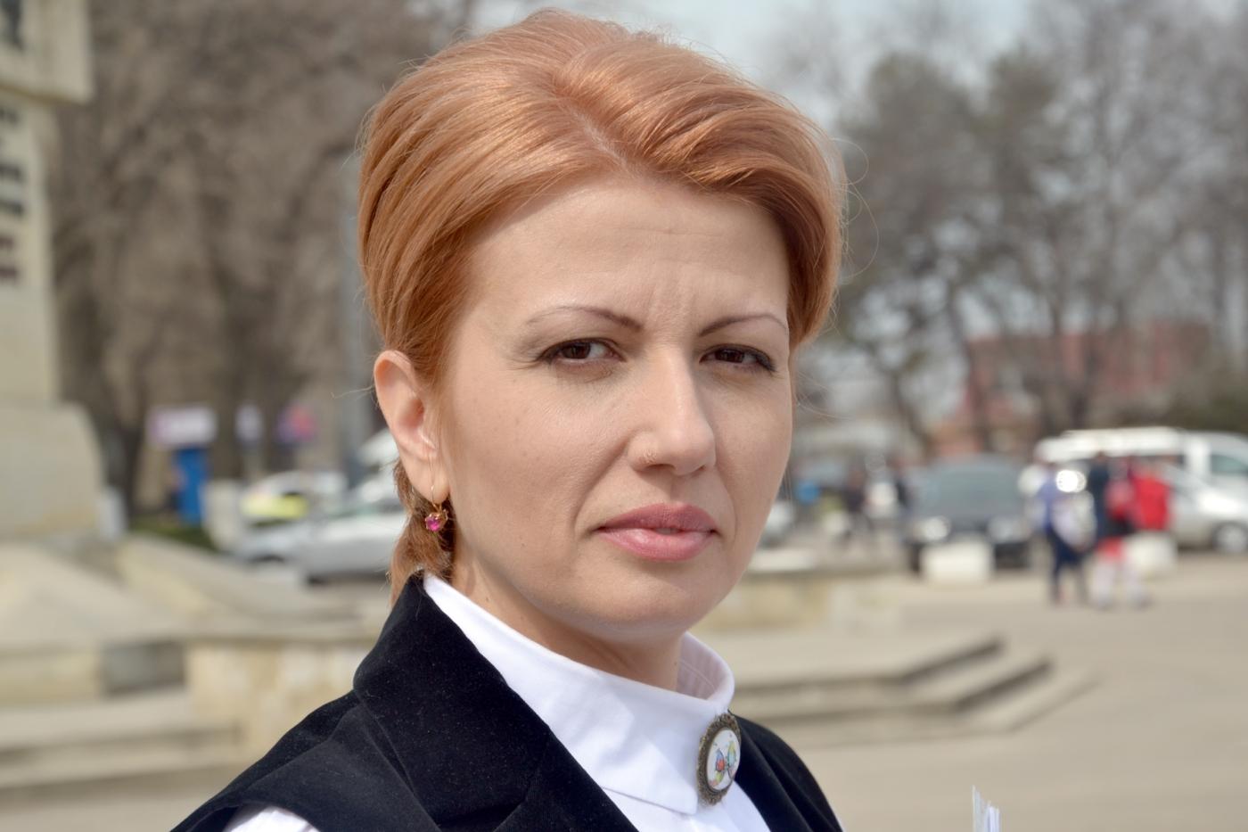 Arina Spătaru: Nu mă mai tem de nimic, voi candida la Parlamentare