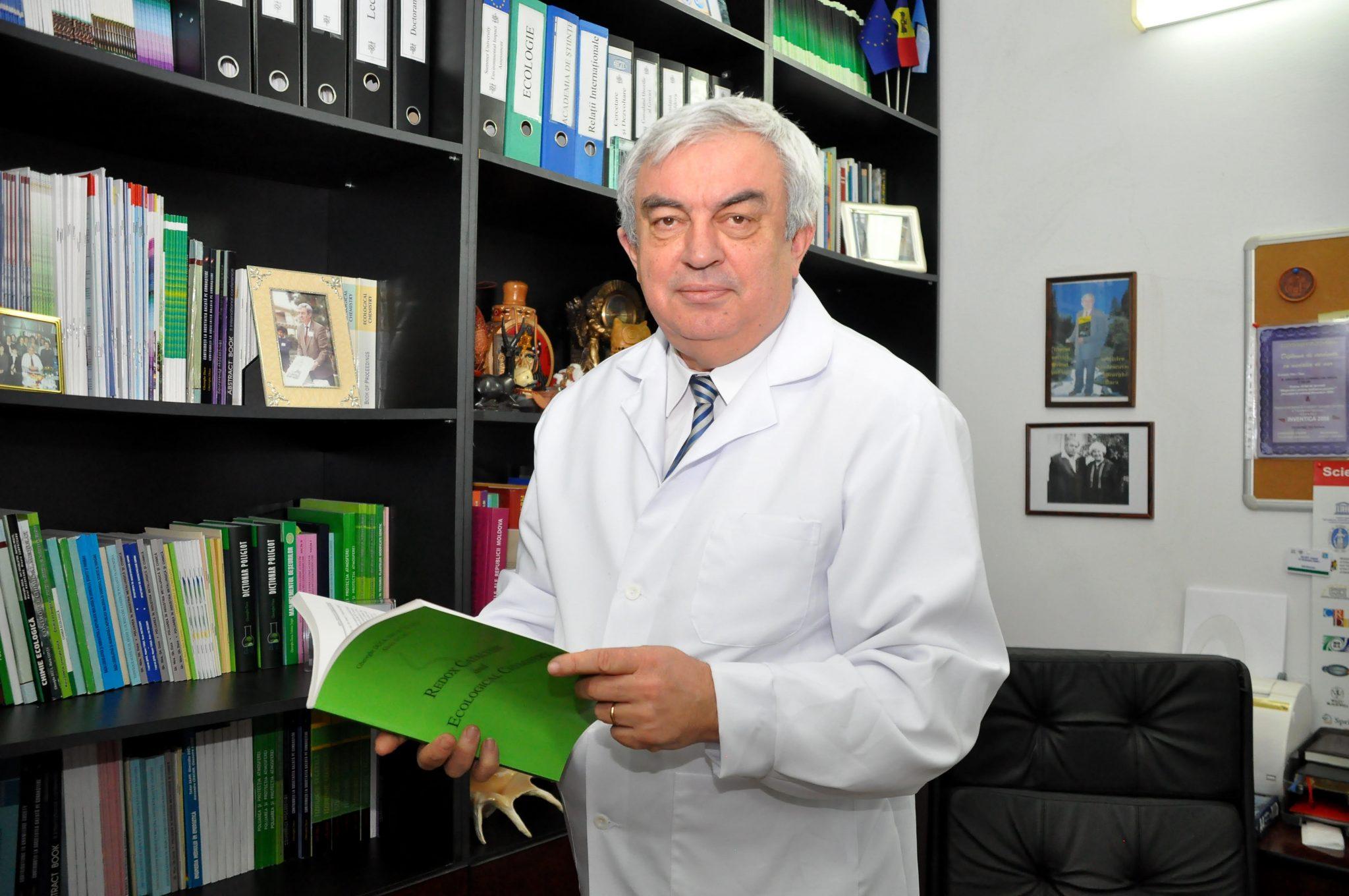 Gheorghe Duca pleacă de la Academie din motive de sănătate