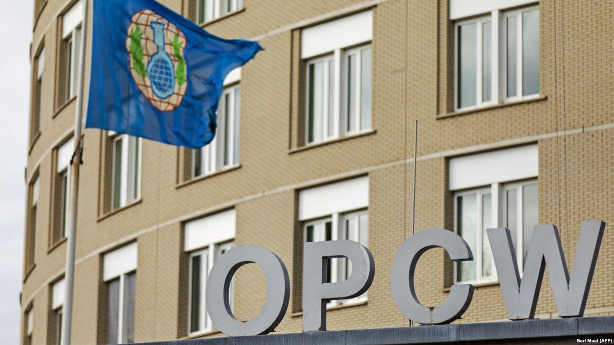 Moscova şi Beijingul nu au reuşit să reducă noile puteri ale Organizaţiei pentru Interzicerea Armelor Chimice