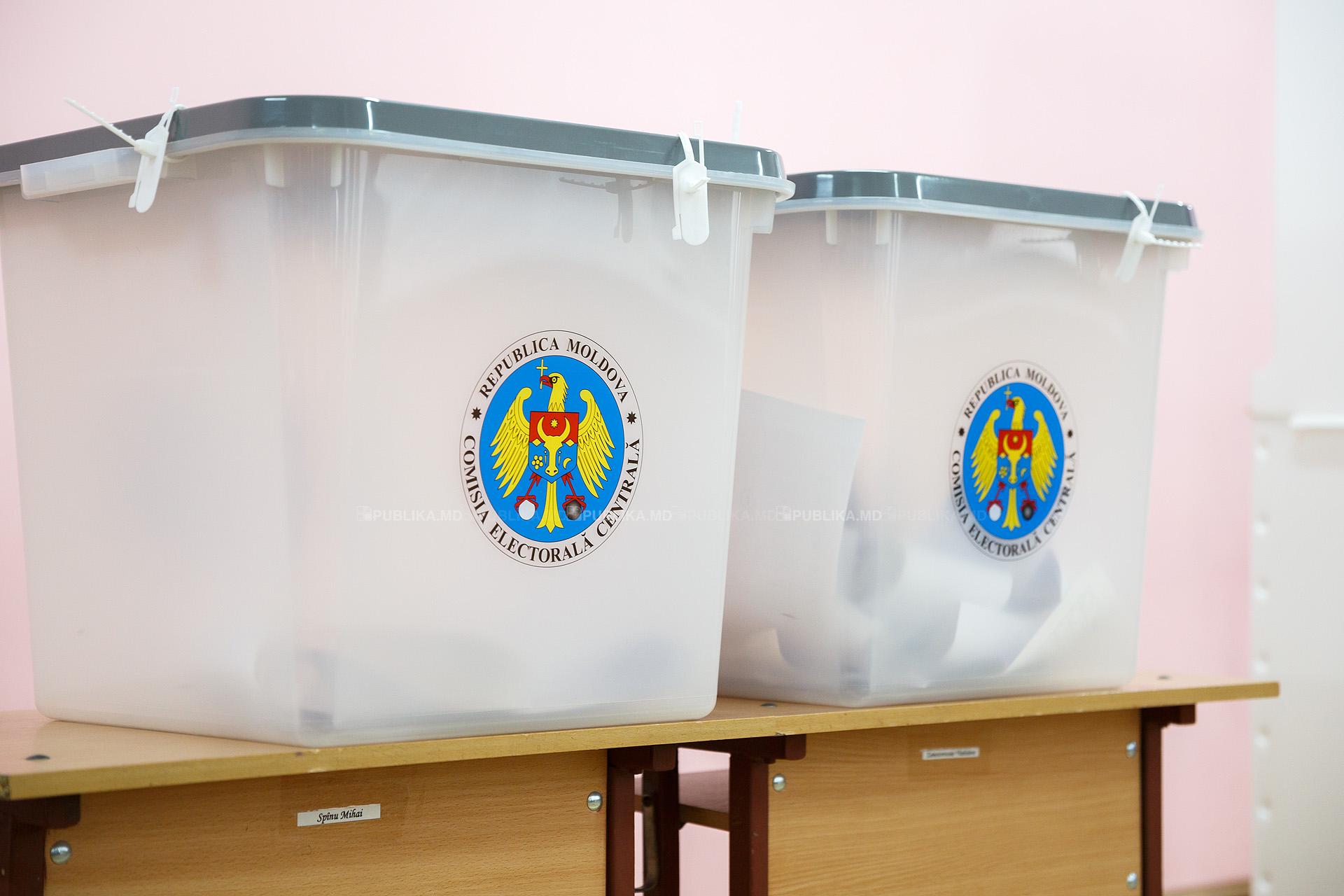 Agitația electorală ar putea fi permisă și în ziua alegerilor. Guvernul a avizat inițiativa legislativă