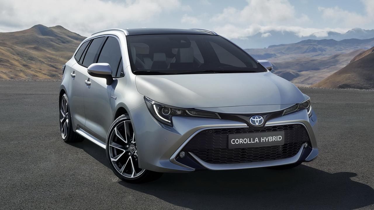 Cum arată noua Toyota Corolla