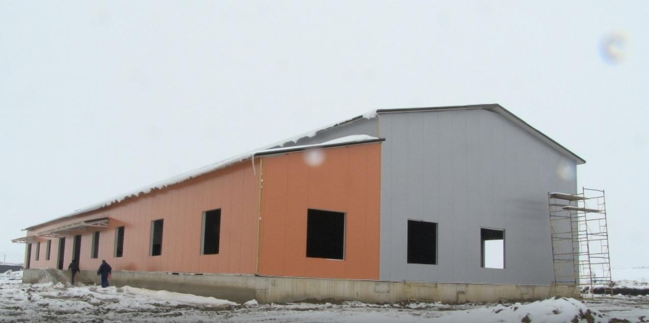 Un frigider la șase raioane se construiește în nordul țării