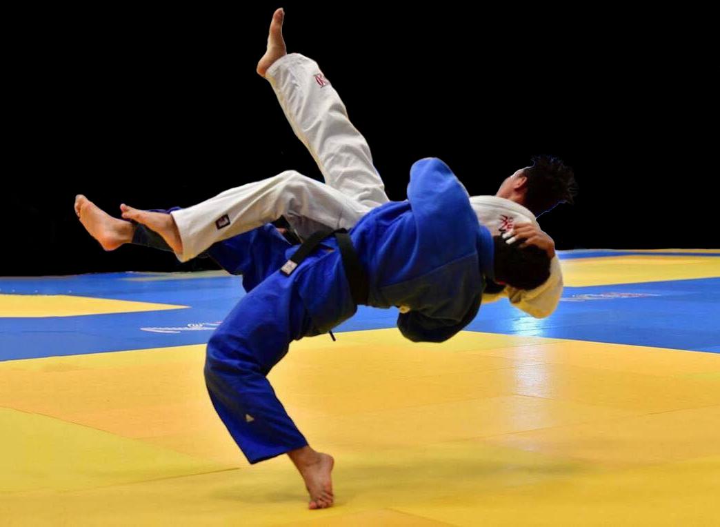 Campionatul național universitar la JUDO