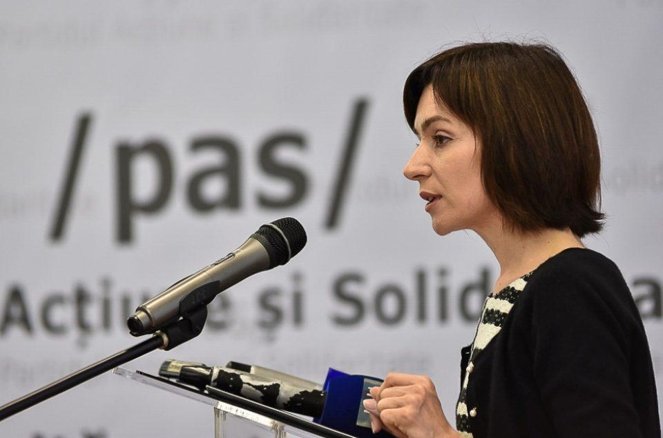 """Maia Sandu a refuzat audierea în cazul """"Open Dialog"""". Președintele comisiei: """"Era obligată de lege să se prezinte"""""""