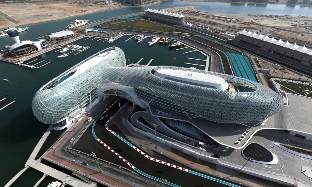 Abu Dhabi, Emiratele Arabe Unite. Ultima cursă din circuitul de Formula 1 a sezonului