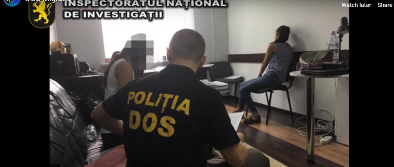 В Кишиневе полиция раскрыла преступную схему нелегального трудоустройства граждан Молдовы в Израиле