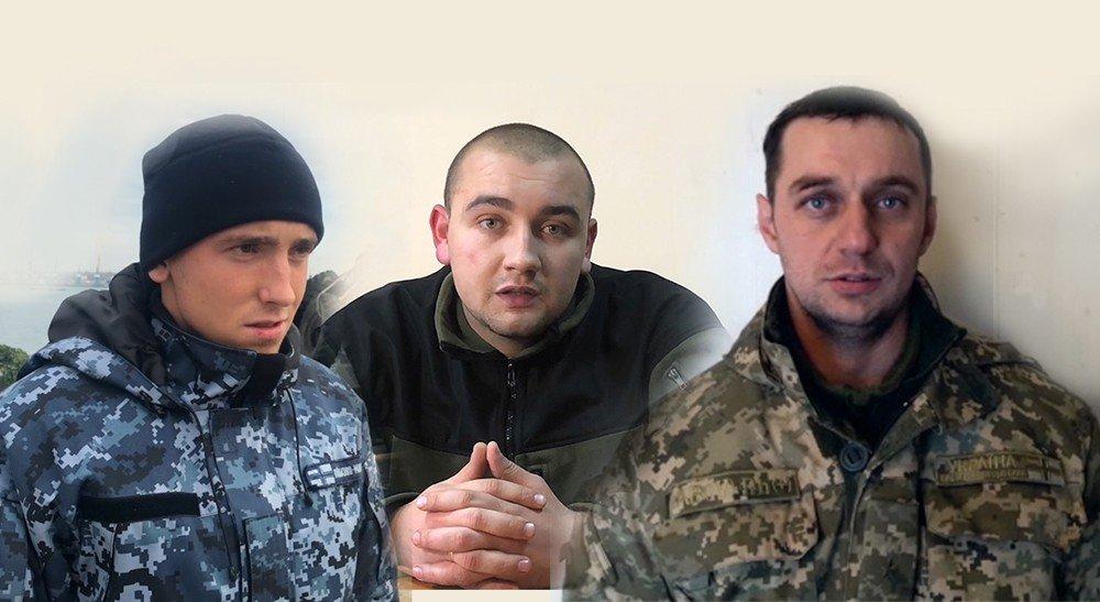 VIDEO | «Осознавал провокационный характер действий». ФСБ опубликовало видео допроса захваченных украинских моряков