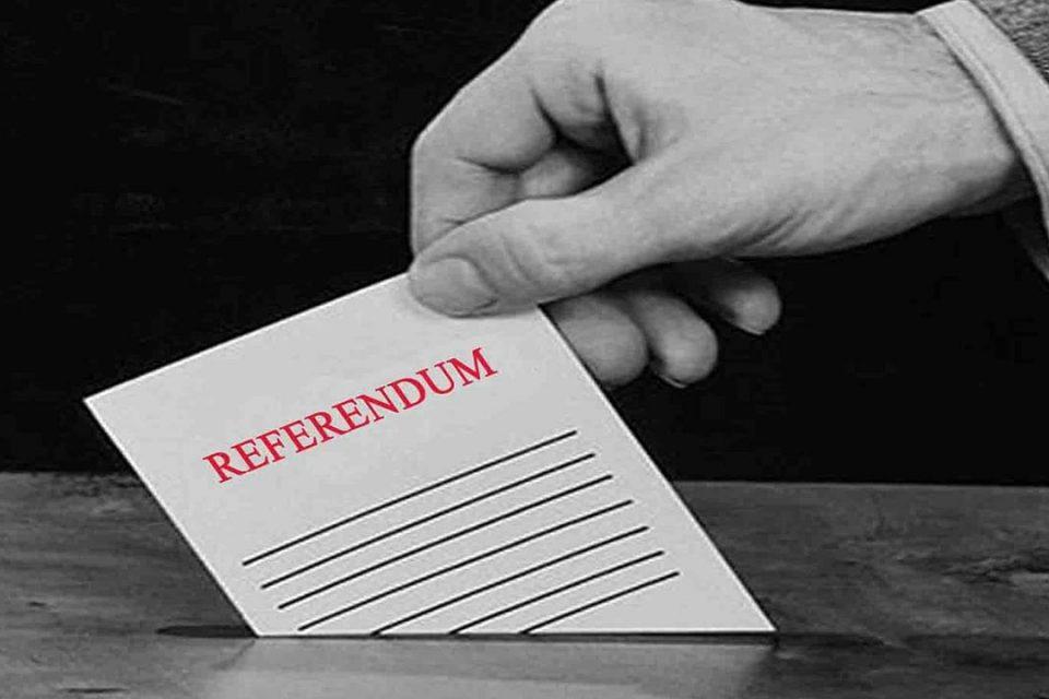 PD lansează inițiativa unui referendum