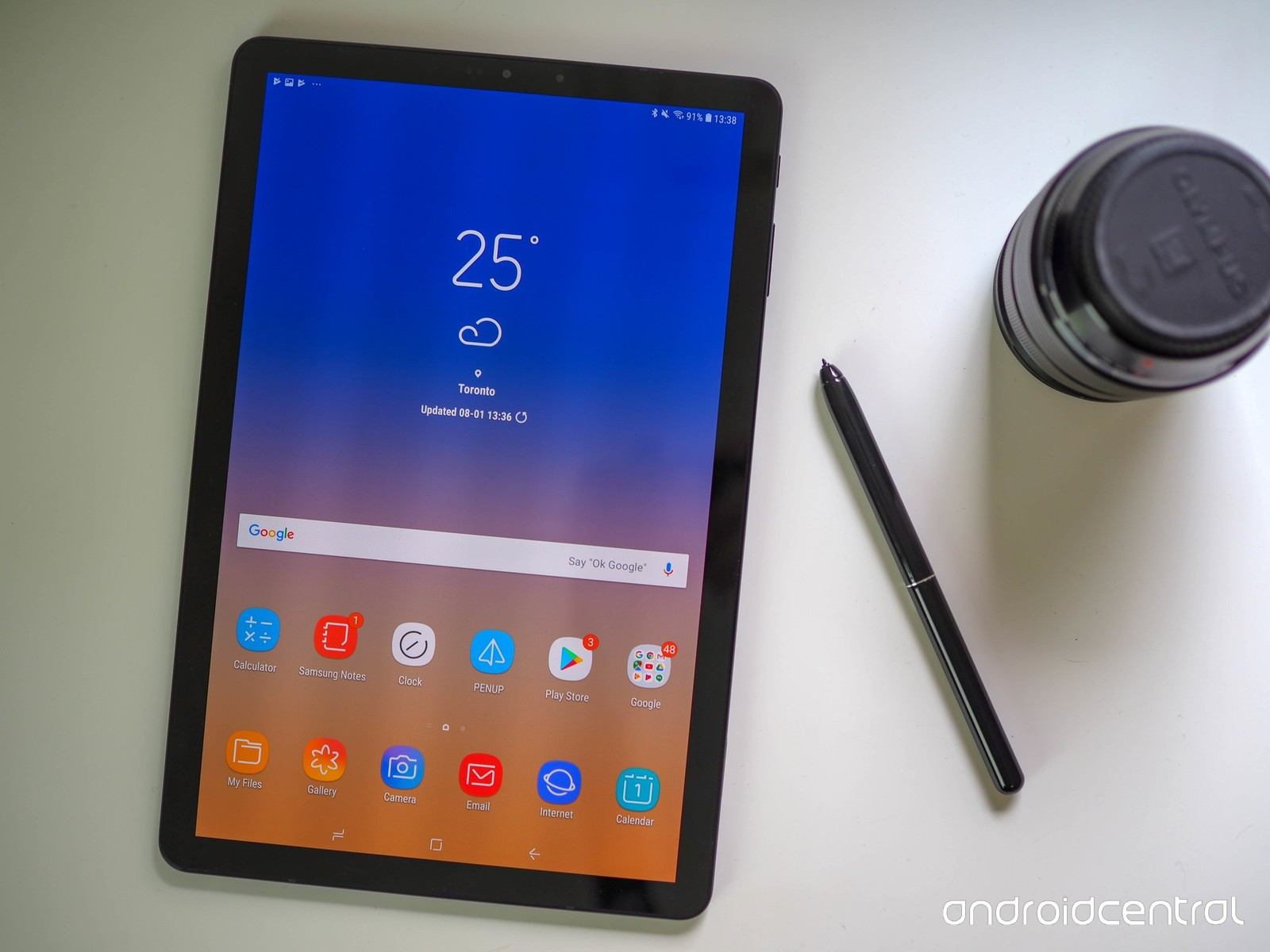 Review Go4it: Samsung Galaxy Tab S4, cea mai bună tabletă cu Android din 2018