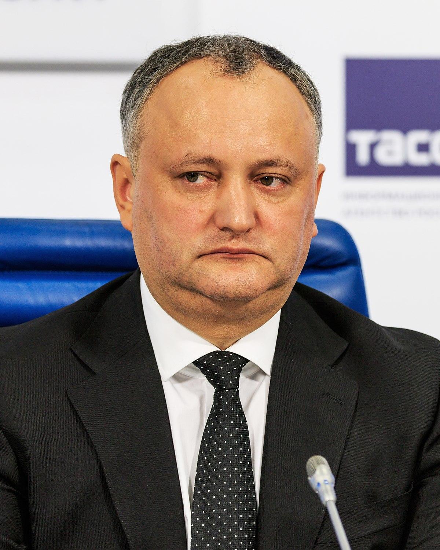 Președintele Igor Dodon este suspendat din fucție pentru a cincea oară