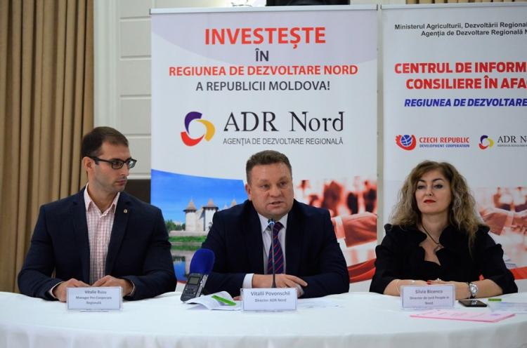 FOTO | Granturi pentru micii antreprenori din nordul Moldovei