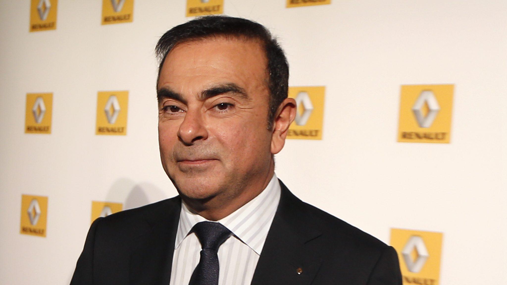 Șeful Renault-Nissan va petrece sărbătorile după gratii