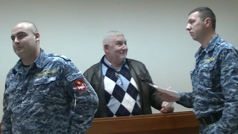 VIDEO | Fostul deputat Andrei Baștovoi a fost eliberat din închisoare înainte de termen