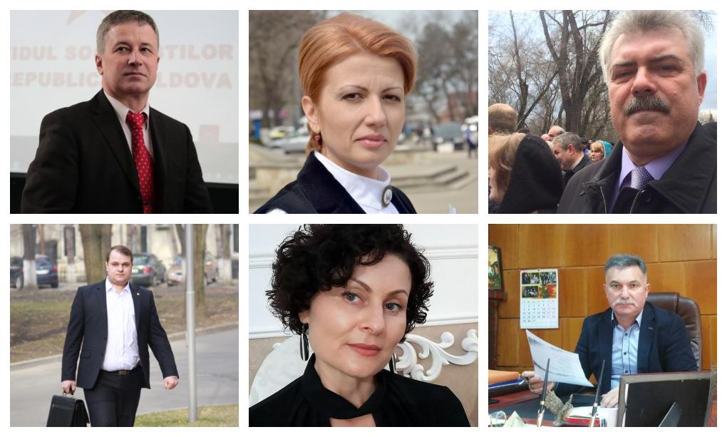 Developarea candidaților pe circumscripțiile din Bălți