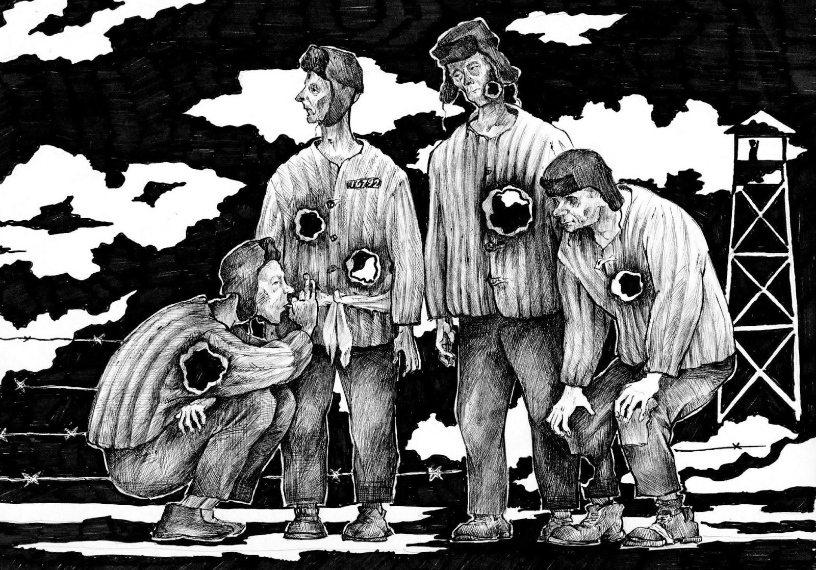 Молдавский художник стал героем книги Солженицына