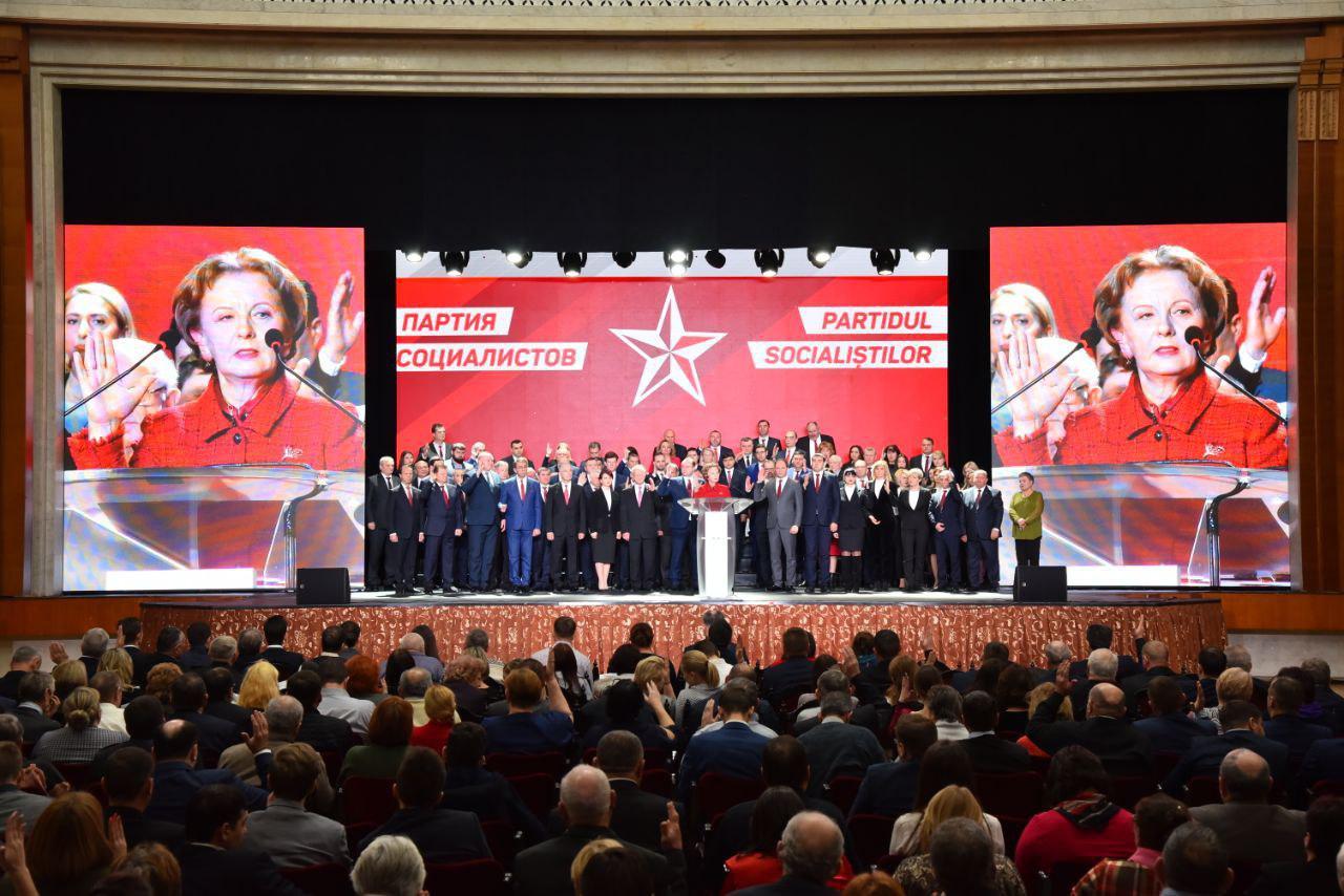 Lista candidaților PSRM pe cele 51 de circumscripții uninominale, la alegerile parlamentare