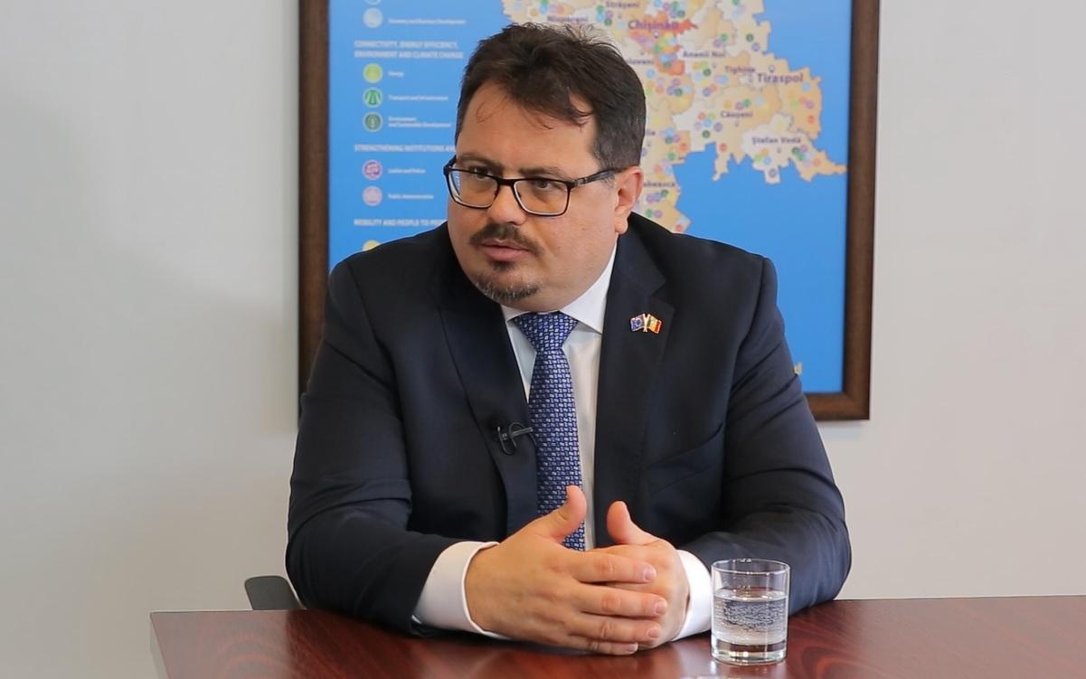 (Interviu Video) Ambasadorul UE, Peter Michalko: Cu siguranță, vom continua să avem dialog