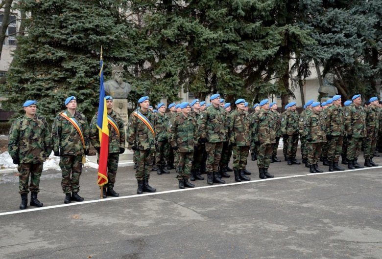 41 de militari moldoveni vor participa la operaţiunea de menţinere a păcii KFOR
