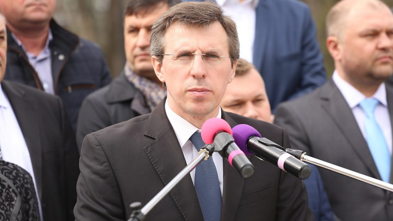 Președintele PL, Dorin Chirtoacă, anunță pe ce circumscripție uninominală intenționează să candideze