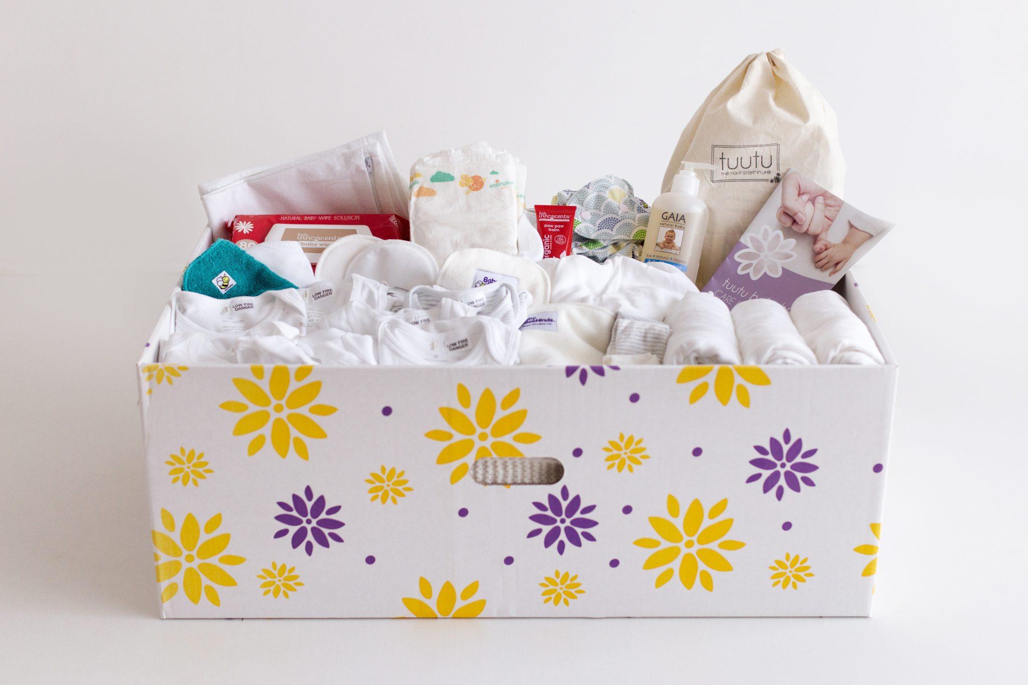 Familiile vor primi câte un set de bunuri pentru fiecare nou-născut