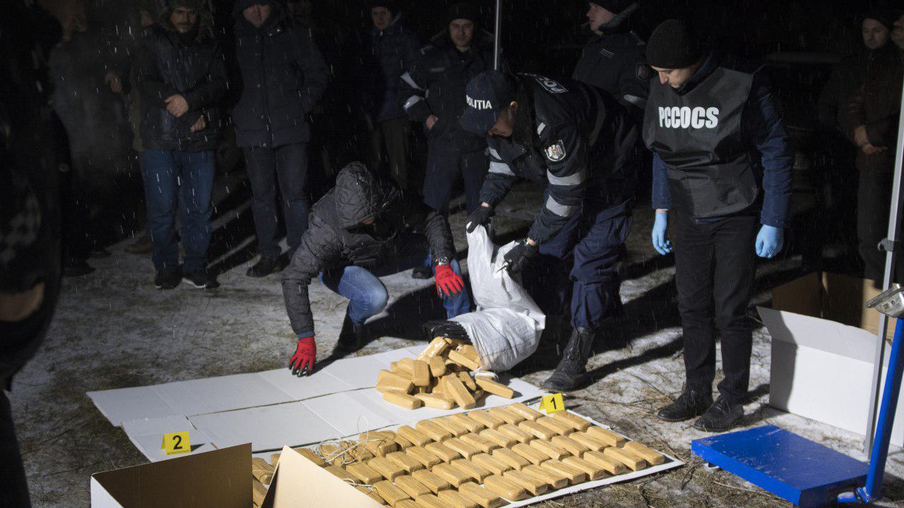 Суд приговорил турцких граждан за контрабанду героина из Афганистана в ЕС через Молдову