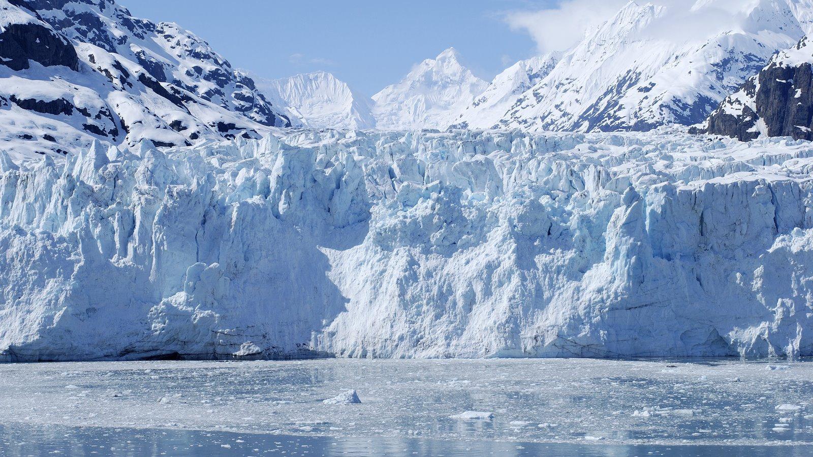 Calota de gheaţă a Groenlandei se topeşte în ritmuri fără precedent