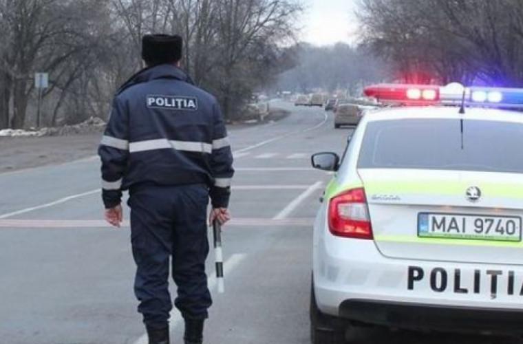 O statistică tristă a weekend-lui – 1300 de conducători auto sancționați