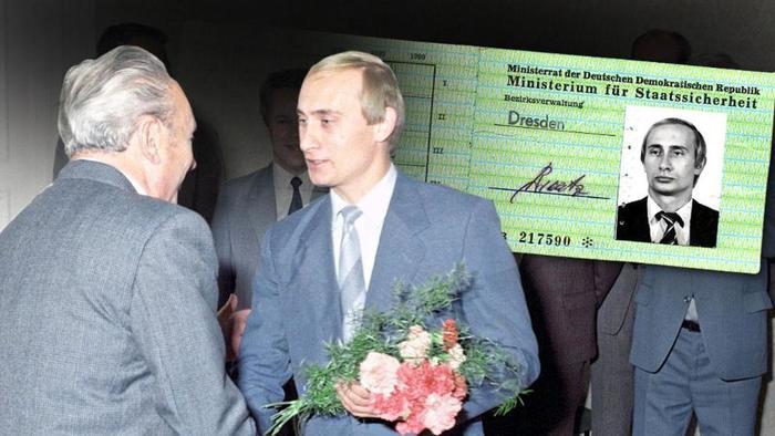 A fost Putin și agent Stasi?