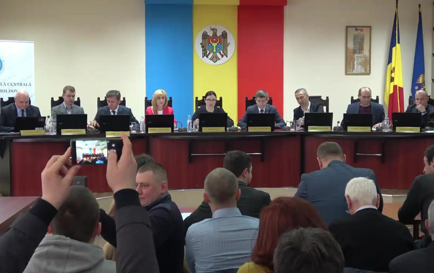 ЦИК опубликовал список партий, допущенных к выборам.
